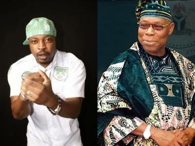 Image result for Eedris Abdulkareem attacks Obasanjo
